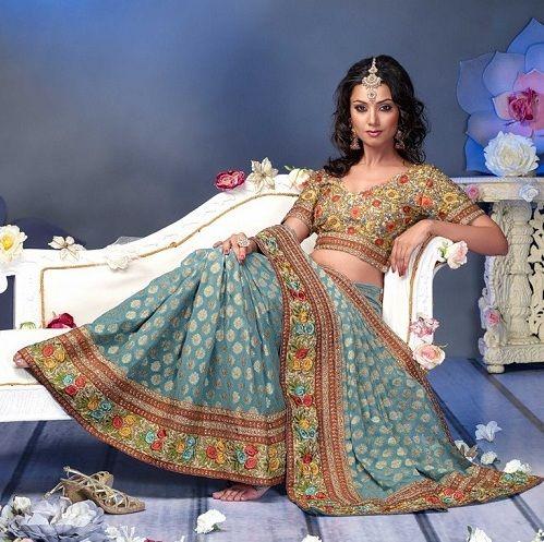 индийские сари. фото