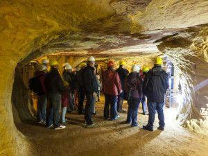 путешествие в шахты