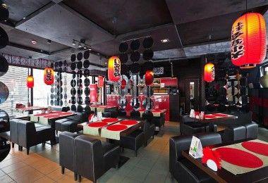 Рестораны в Японии