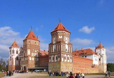 Замки Белорусси