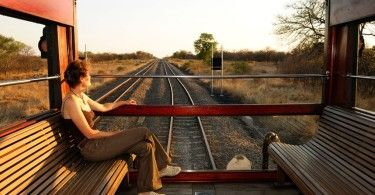 Путешествие по Африке на поезде