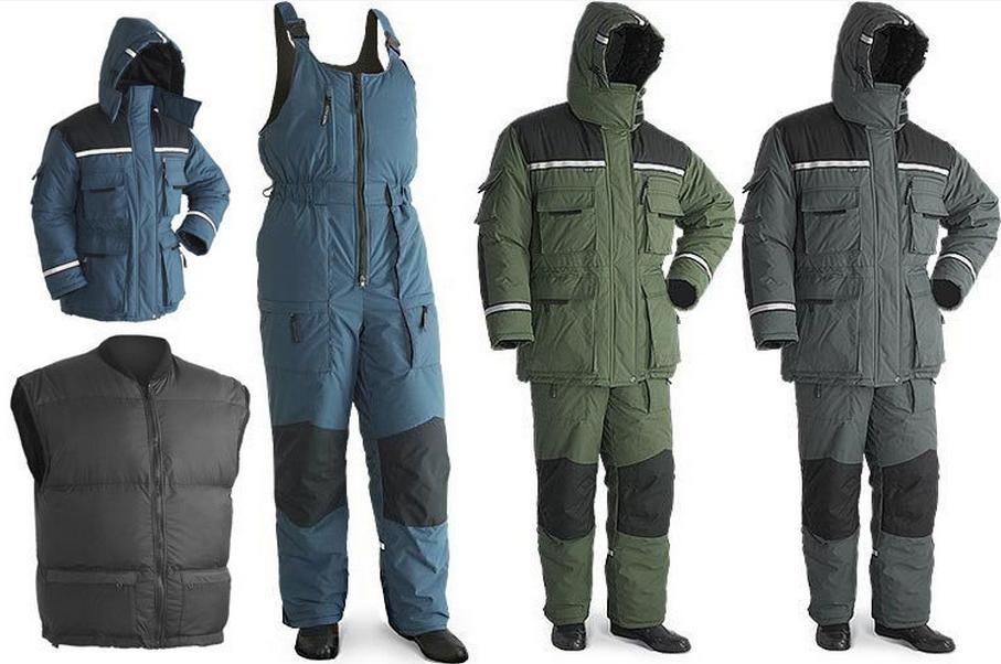 Как выбрать зимний костюм для рыбалки | Мир вокруг