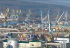 порт Осетрово